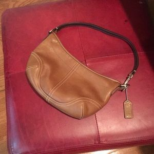 Women's leather purse